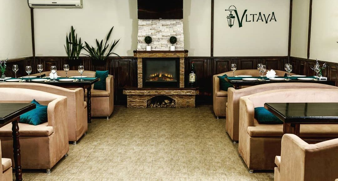 Ресторація Vltava